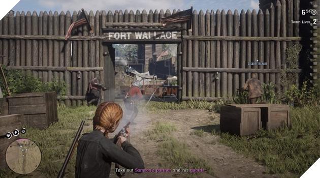 Red Dead Redemption 2: Cuối năm tuyết rơi nhiều, phủ đầy vùng đất miền Tây 2