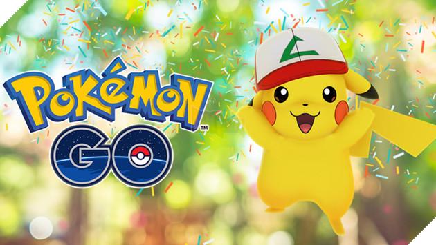 Pokemon GO tiếp tục thống trị bảng xếp hạng game mobile trong năm 2018