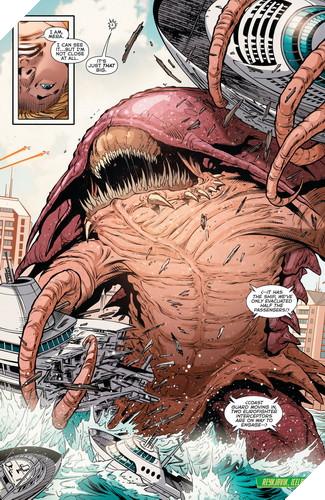 Karathen là gì và mạnh ra sao mà cả đại dương Aquaman phải rùng mình khiếp sợ 2