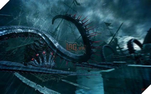 Karathen là gì và mạnh ra sao mà cả đại dương Aquaman phải rùng mình khiếp sợ