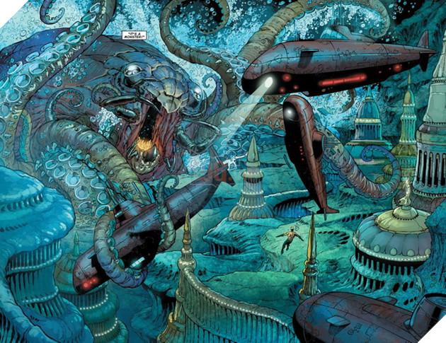 Karathen là gì và mạnh ra sao mà cả đại dương Aquaman phải rùng mình khiếp sợ 3