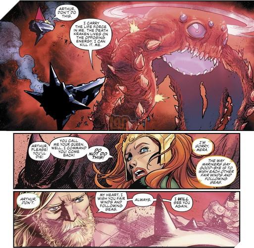 Karathen là gì và mạnh ra sao mà cả đại dương Aquaman phải rùng mình khiếp sợ 4