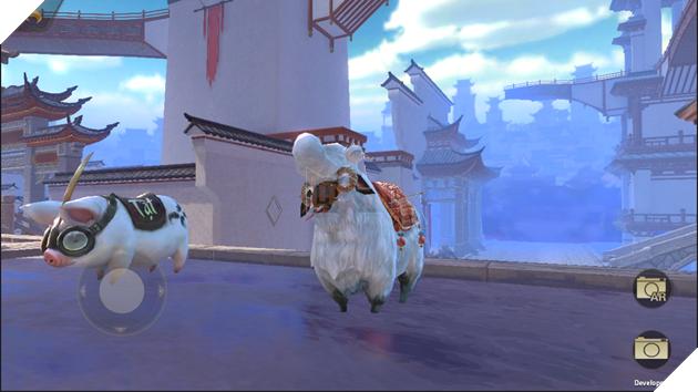 Điểm danh những siêu cấp thú cưng khiến game thủ phát cuồng trong Kiếm Thế Mobile 2