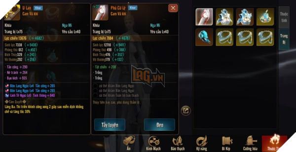 Kiếm Thế Mobile: Bí kíp tăng lực chiến thần tốc của các cao thủ server 3