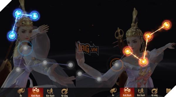 Kiếm Thế Mobile: Bí kíp tăng lực chiến thần tốc của các cao thủ server 6