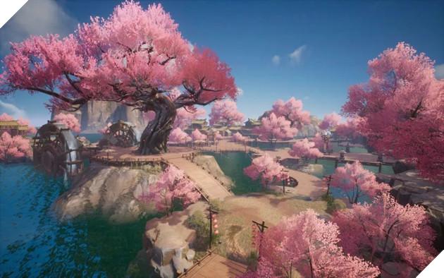 Chiêm ngưỡng những hình ảnh đẹp tuyệt trần của Võ Lâm Truyền Kỳ 2 Mobile, nhìn xong chỉ muốn chơi game ngay 11