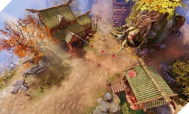 Chiêm ngưỡng những hình ảnh đẹp tuyệt trần của Võ Lâm Truyền Kỳ 2 Mobile, nhìn xong chỉ muốn chơi game ngay 12