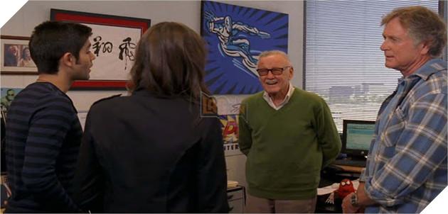 Stan Lee và những vai diễn khách mời nằm ngoài MCU ít người biết của ông 3