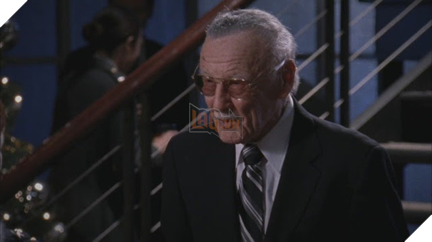 Stan Lee và những vai diễn khách mời nằm ngoài MCU ít người biết của ông 7