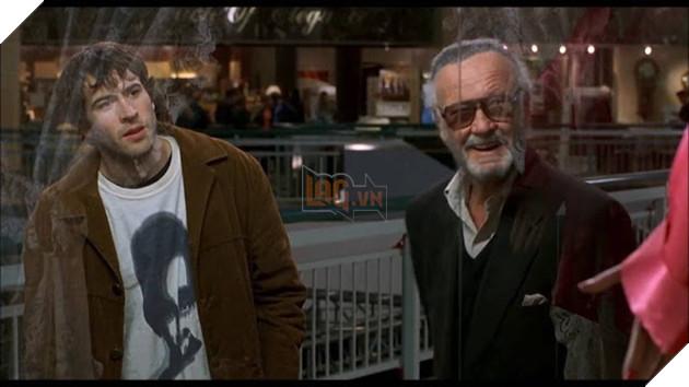 Stan Lee và những vai diễn khách mời nằm ngoài MCU ít người biết của ông 10