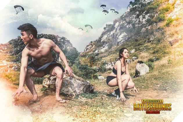 Chết ngất với bộ ảnh cưới PUBG của cặp đôi game thủ Việt, đẹp không thể tả - Ảnh 5.