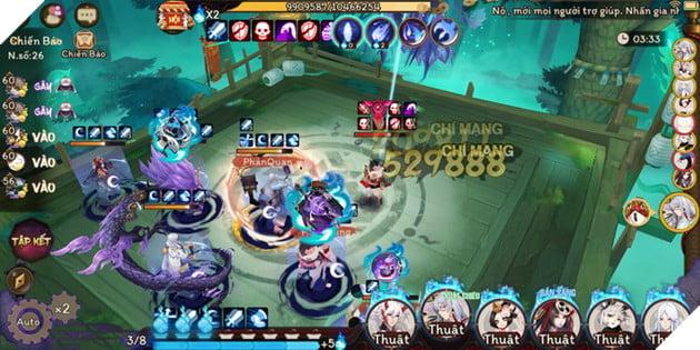 Onmyoji Global: Hướng dẫn đội hình Boss Thế Giới và Siêu Quỷ Vương sát thương cao nhất 2
