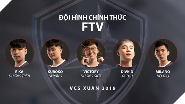 LMHT: 2 ông lớn của VCS và FTV công bố đội hình chính thức cho mùa Xuân 2019 - Ảnh 5.