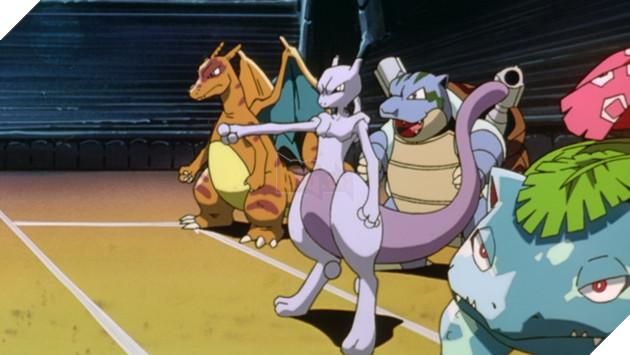 Pokemon the Movie: Mewtwo Strikes Back Evolution hé lộ trailer ngắn đầu tiên đầy bí ẩn 3