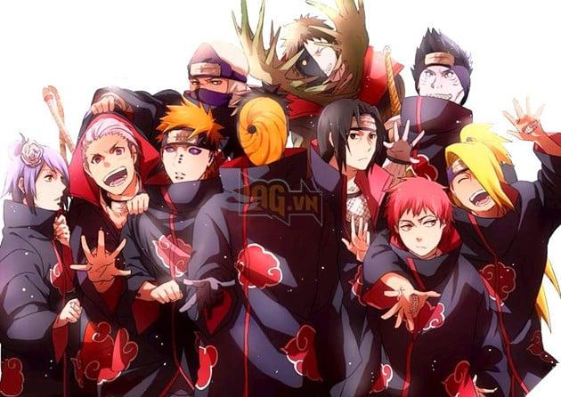 Ý nghĩa thật sự của sự tồn tại 7 thành viên Akatsuki - 7 điều sinh ra chiến tranh