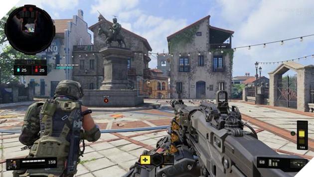 Call of Duty Black Ops 4: Red Dot thì miễn phí, nhưng có thể mua nếu thích 3