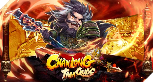 Chân Long Tam Quốc: game Chibi 3Q chiến thuật đỉnh cao chính thức lộ hàng