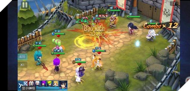 Chân Long Tam Quốc: game Chibi 3Q chiến thuật đỉnh cao chính thức lộ hàng 2