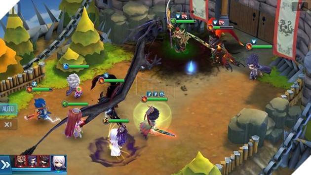 Chân Long Tam Quốc: game Chibi 3Q chiến thuật đỉnh cao chính thức lộ hàng 4