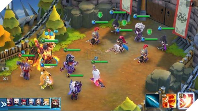 Chân Long Tam Quốc: game Chibi 3Q chiến thuật đỉnh cao chính thức lộ hàng 5