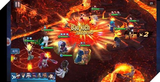 Chân Long Tam Quốc: game Chibi 3Q chiến thuật đỉnh cao chính thức lộ hàng 9