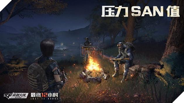 Tencent nhá hàng phiên bản sinh tồn mới của CFL mang tên Crossfire Legends: Last 12 Hours 2