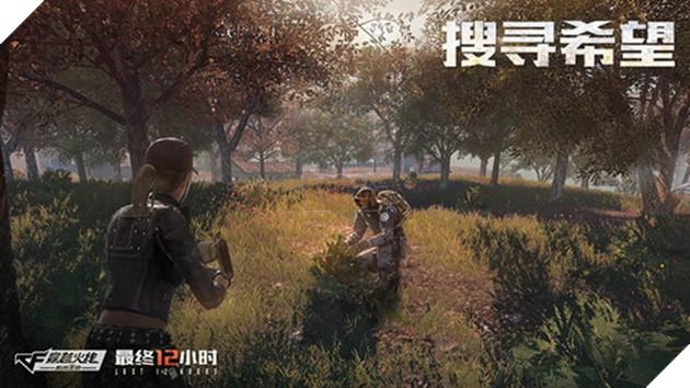 Tencent nhá hàng phiên bản sinh tồn mới của CFL mang tên Crossfire Legends: Last 12 Hours 4