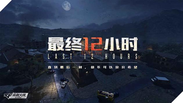 Tencent nhá hàng phiên bản sinh tồn mới của CFL mang tên Crossfire Legends: Last 12 Hours