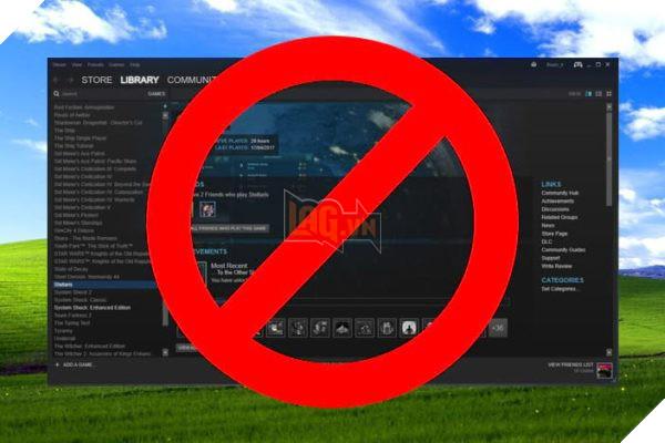 Tin buồn cho các PC đời Tống, Steam ngừng hỗ trợ Windows XP và Vista - Ảnh 1.