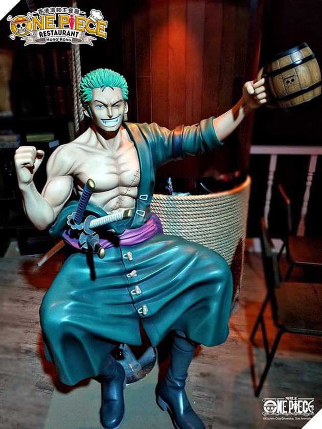 Ghé thăm nhà hàng One Piece nổi tiếng nhất Hong Kong - Ảnh 7.