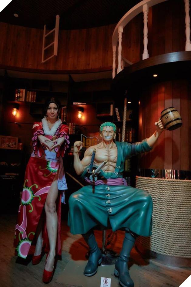 Ghé thăm nhà hàng One Piece nổi tiếng nhất Hong Kong - Ảnh 6.