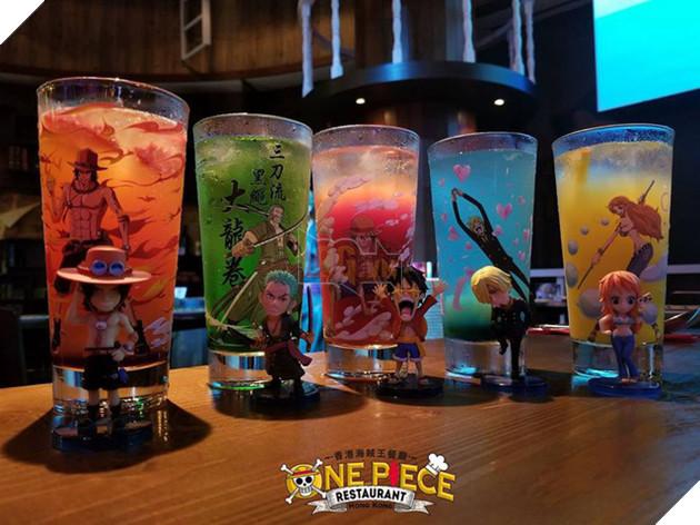 Ghé thăm nhà hàng One Piece nổi tiếng nhất Hong Kong - Ảnh 5.