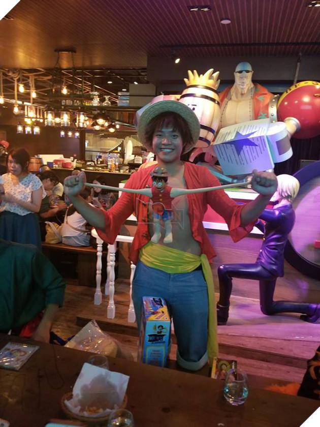 Ghé thăm nhà hàng One Piece nổi tiếng nhất Hong Kong - Ảnh 1.