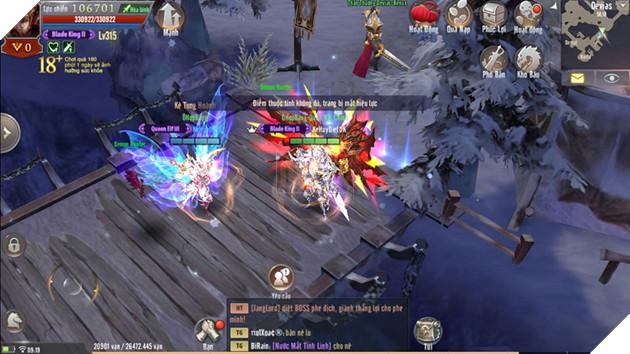 MU Awaken VNG tặng lì xì và Giftcode cho game thủ cực chất khi Tết ngày càng đến gần 2