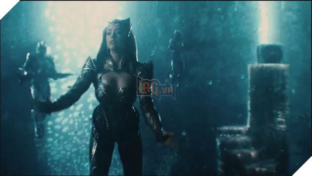 Aquaman: Dường như Atlantis không hề xuất hiện trong Justice League 2