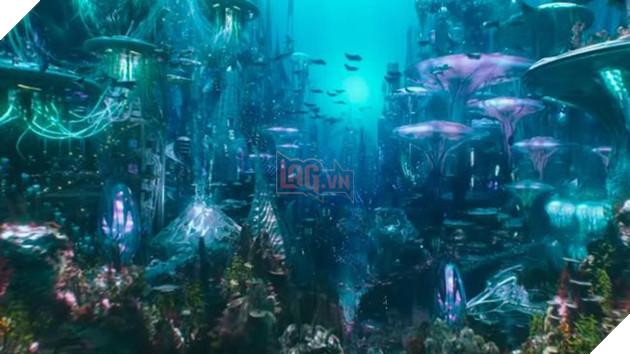 Aquaman: Dường như Atlantis không hề xuất hiện trong Justice League 4
