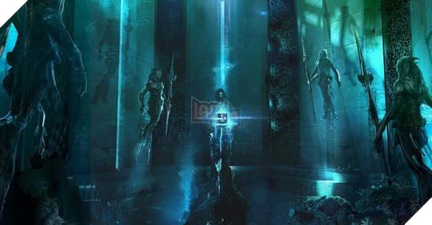 Aquaman: Dường như Atlantis không hề xuất hiện trong Justice League 5