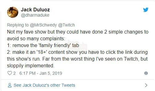 Để streamer vô tư khoe vòng ba trên sóng, Twitch tiếp tục hứng chịu chỉ trích nặng nề - Ảnh 2.