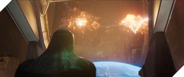 Captain Marvel tung TV Spot mới: Người bắn chưởng, kẻ biến hình 2