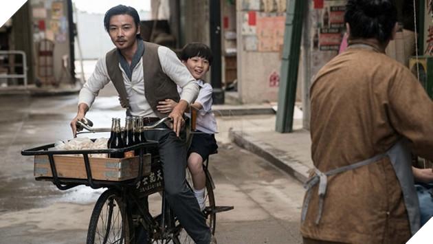 Trương Thiên Chí tìm kiếm bình yên bên cậu con trai của mình