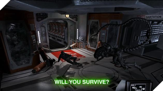 Alien Isolation gây thất vọng khi ra mắt phần 2 trên mobile và ăn cắp lối chơi của Five Nights At Freedy's 2