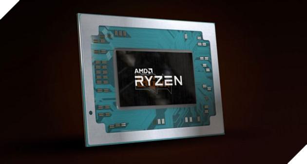 AMD cho ra lò CPU Ryzen cho laptop gaming tích hợp nhân đồ họa Vega mạnh mẽ
