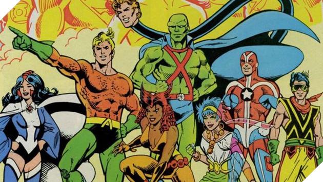 DC và những việc nên làm với Justice League 2 sau thành công của Aquaman 4