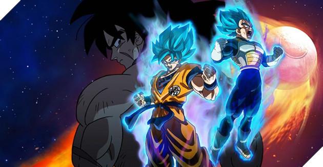 Kết quả hình ảnh cho Dragon Ball Super: Broly