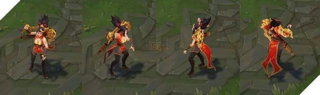 LMHT: Ra mắt loạt trang phục mới chủ đề Tết Nguyên Đán và Valentine, tướng mới Sylas vừa ra mắt đã có ngay Skin khủng - Ảnh 12.