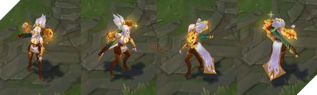 LMHT: Ra mắt loạt trang phục mới chủ đề Tết Nguyên Đán và Valentine, tướng mới Sylas vừa ra mắt đã có ngay Skin khủng - Ảnh 17.