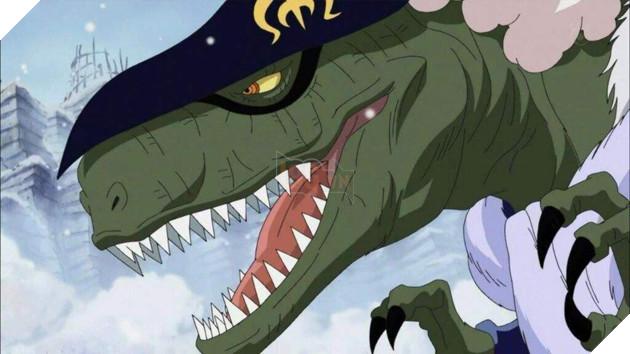 One Piece: Dự đoán những trái ác quỷ Khủng Long bá đạo của đội Kị Binh Bay dưới trướng Tứ Hoàng Kaido? - Ảnh 2.