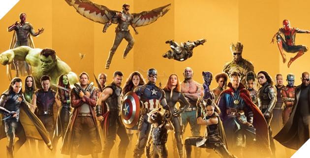 Marvel tung bộ ảnh poster kỷ niệm 10 năm với sự góp mặt của các anh hùng và vai phản diện