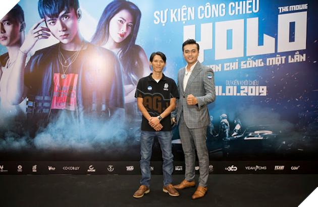Cùng Soobin Hoàng Sơn, Cường Seven YOLO trong bộ phim âm nhạc Underground mới 4