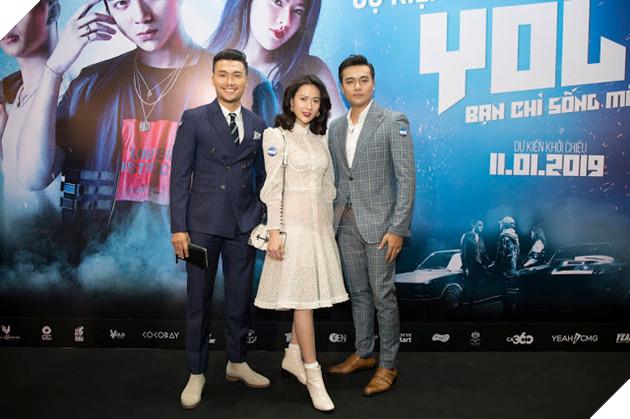 Cùng Soobin Hoàng Sơn, Cường Seven YOLO trong bộ phim âm nhạc Underground mới 10